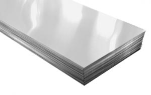 Лист из алюминия