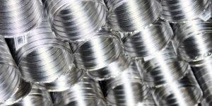 алюминиевые трубы для вентилиции