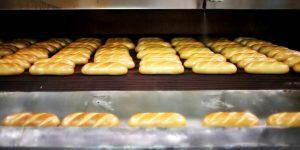 транспортировочная сетка для выпечки хлеба