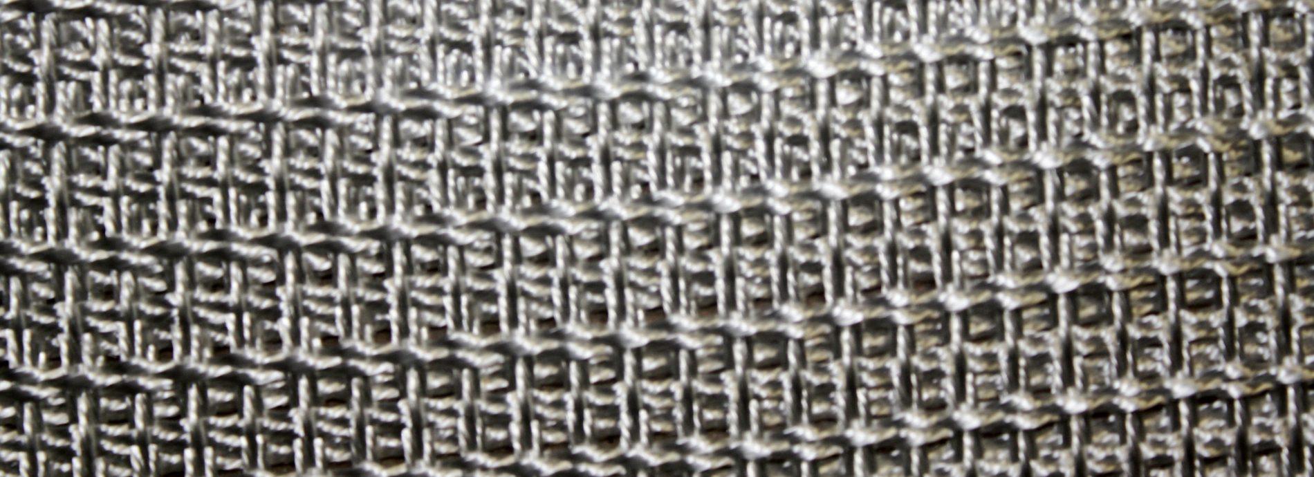 Нержавеющая фильтровальная сетка галунного плетения