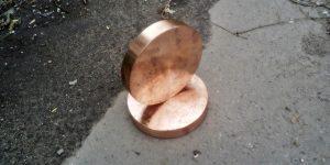 круги из бронзы