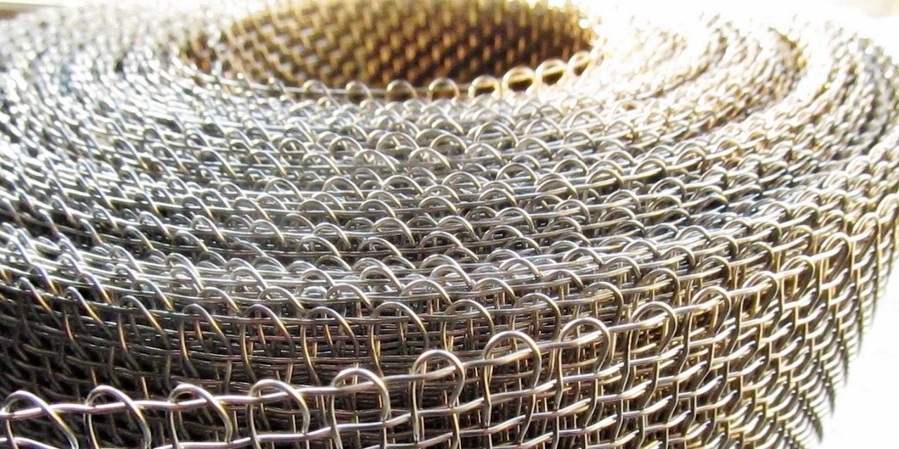фильтровальная нержавеющая сетка для воды