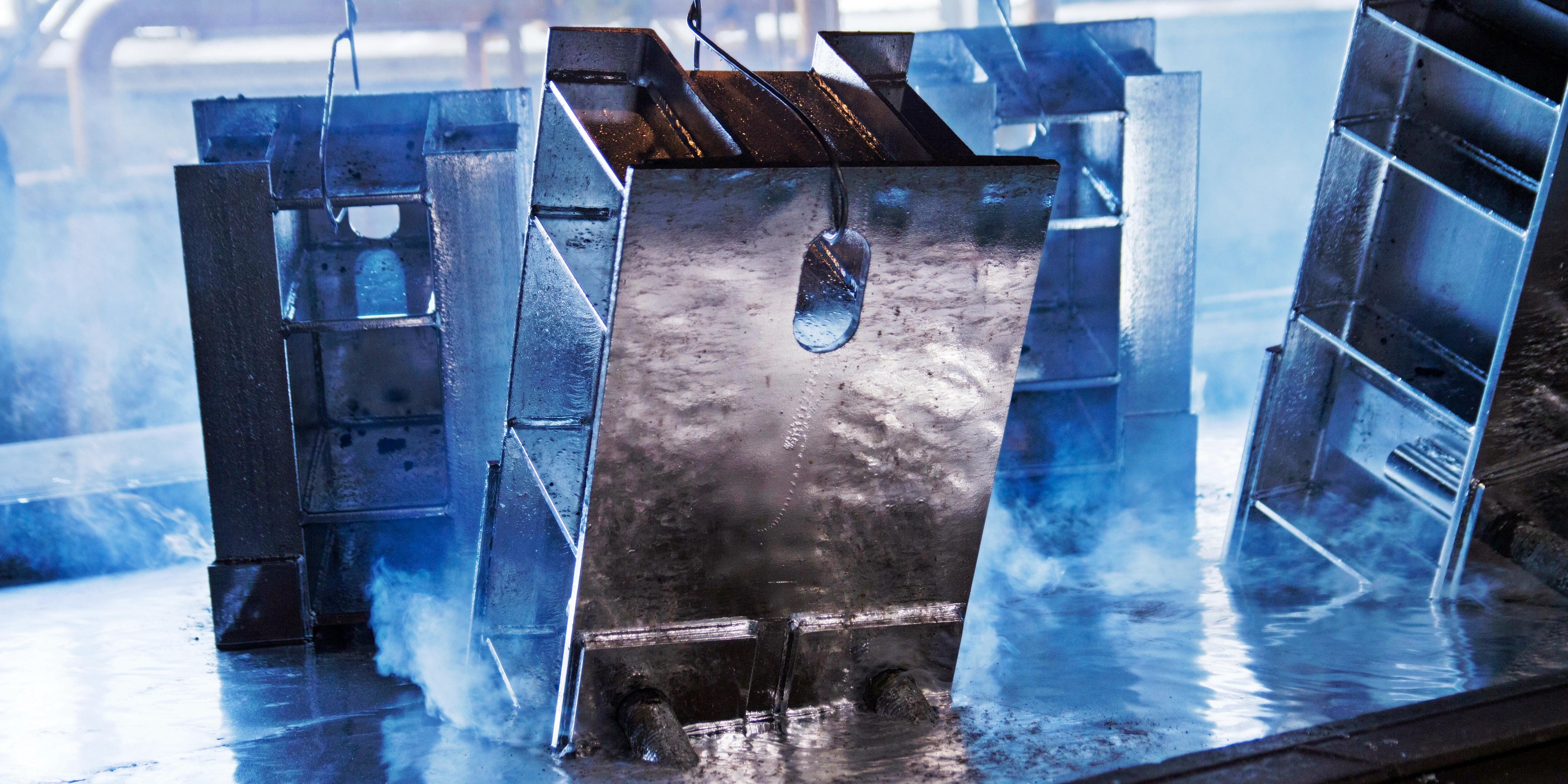 пассивация нержавеющей стали