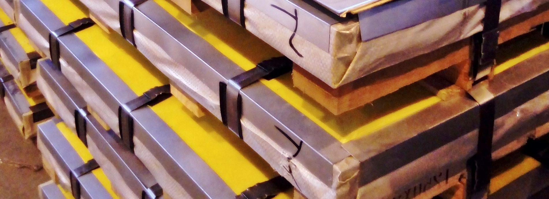 область применения неккордирующей стали